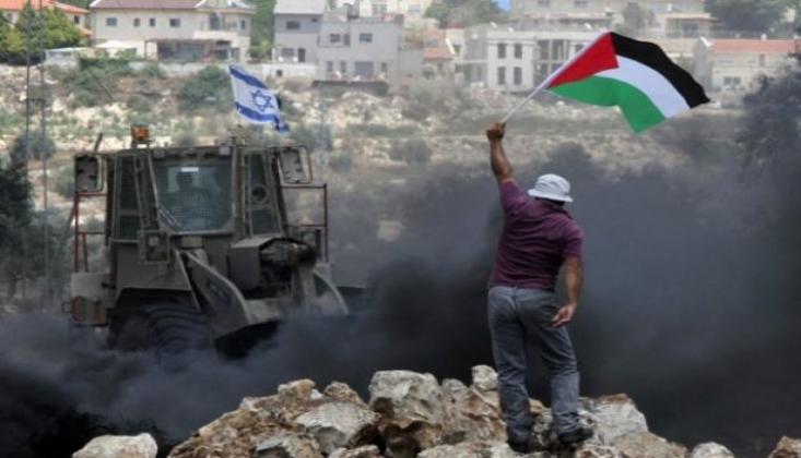 İsrail Ne Kadar İleriye Giderse Filistin'in Yanıtı O Kadar Sert Olacak