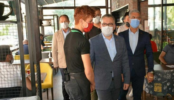 Niğde Valisi Şimşek: Koronavirüs Vakaları Artıyor
