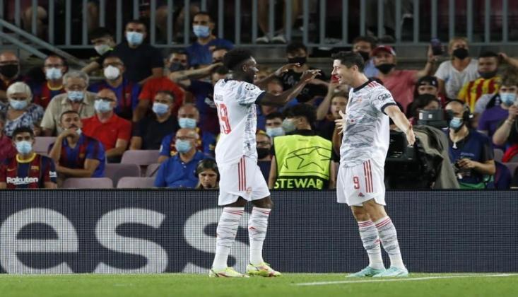 Bayern Münih, Barcelona'yı Dağıttı!