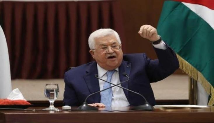 Mahmud Abbas, ABD ile Görüşmek İçin Baskıya Maruz Kalıyor