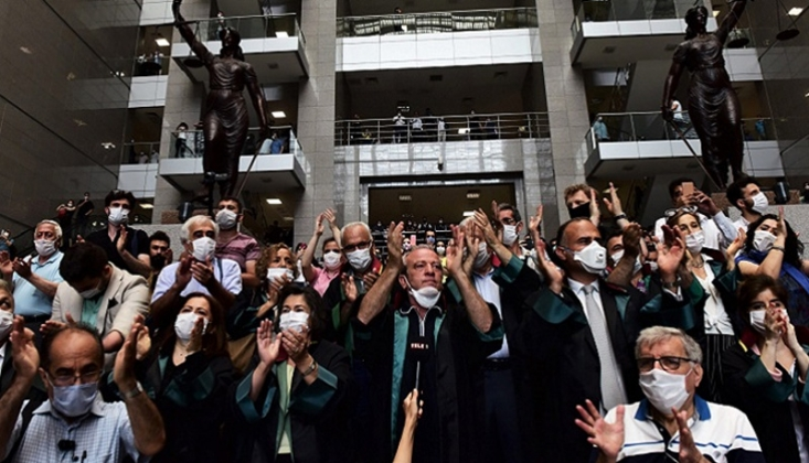 Ankara ve İstanbul'da Kurulacak Yeni Barolar Yeterli İmzayı Toplayamadı
