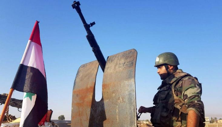 Rus Dışişleri: Türkiye ve Suriye'nin Çatışmamasını Umuyoruz