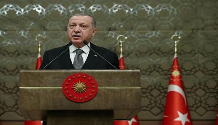 Erdoğan'dan Karabağ Açıklaması