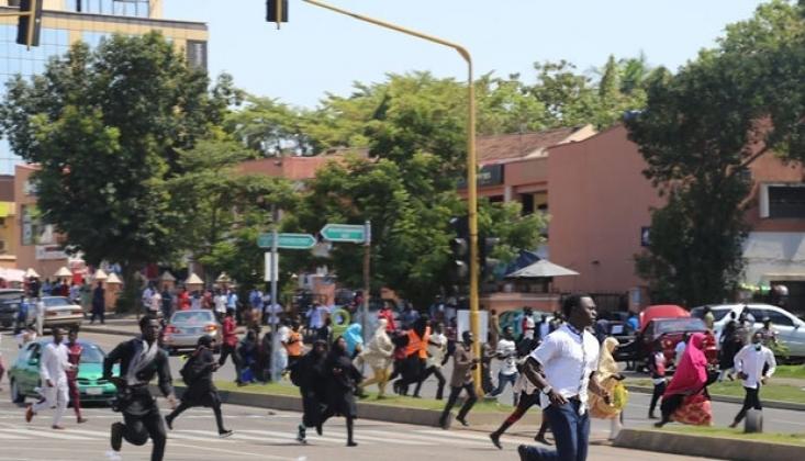 Nijerya Güçleri Aşura Matem Merasimine Ateş Açtı!