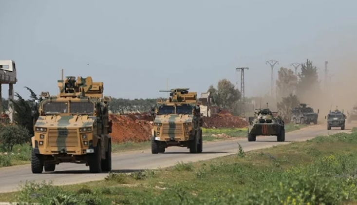 Rusya ve Türkiye Askerlerinden, İdlib'de Ortak Eğitim