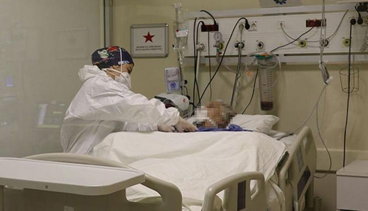 'Kovid-19 Hastaları Denizde Boğuluyormuş Hissi Yaşıyor'