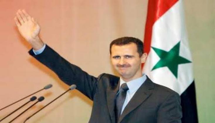 'Esad'ın Önceliği İşgal Altındaki Suriye Topraklarını Kurtarmak'
