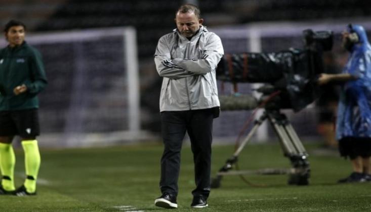 Beşiktaş UEFA Şampiyonlar Ligi'ne Veda Etti!