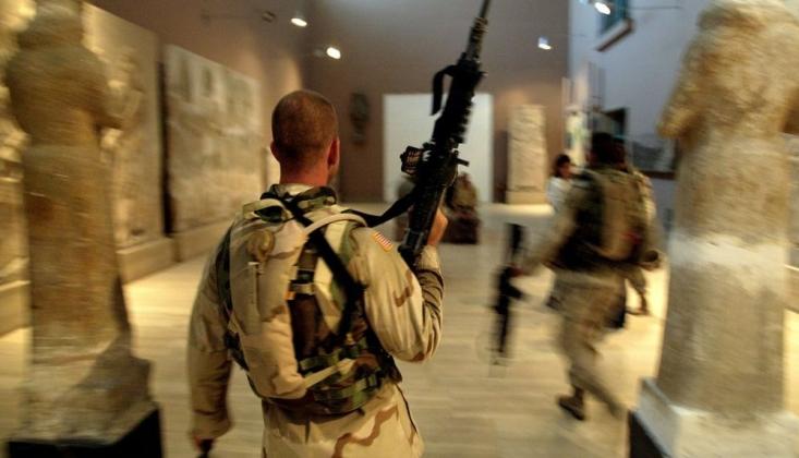 Irak Tarihini ABD'den Geri Alacak