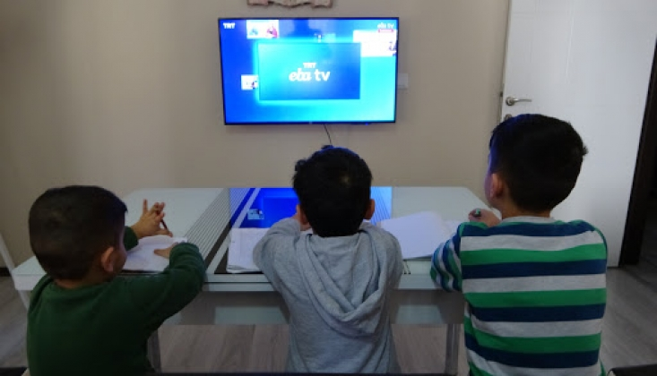 EBA TV Yeni Hafta Ders Programı Belli Oldu!