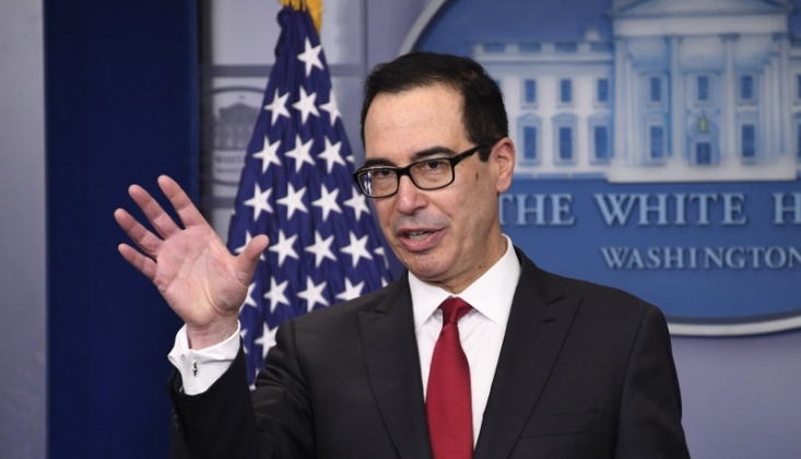 Avrupa'nın İran Girişimi ABD'yi Memnun Etti