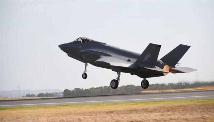 Pentagon, F-35 İçin İçin Tarih Verdi
