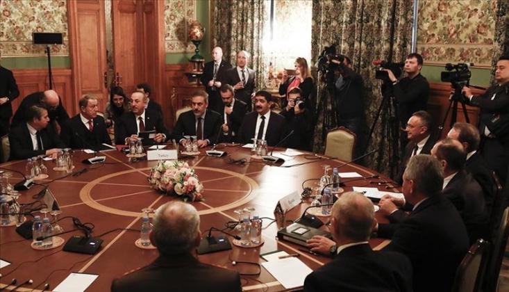Moskova'da Suriye-Rusya-Türkiye Toplantısı İddiası