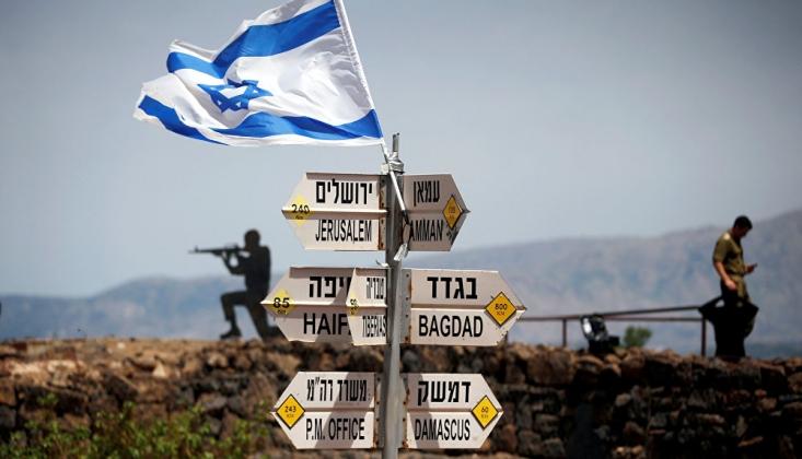BM İsrail'in Golan'dan Çekilmesi Talebini Yineledi