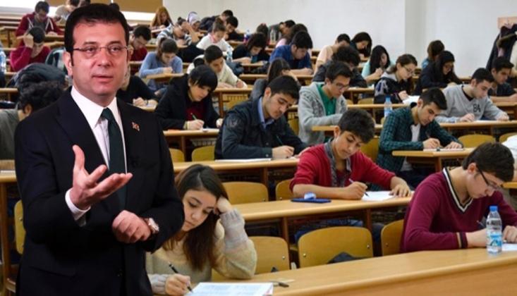 İBB Lise Ve Üniversite Sınavına Girecek Adaylar İçin Online Deneme Sınavı Düzenleyecek