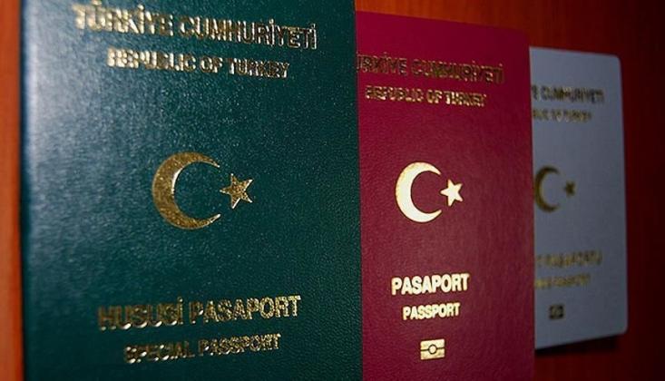 42 Bin 893 Kişinin Pasaportundaki İdari Tedbir Kaldırıldı