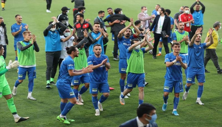 TFF 1. Lig'de Play-Off Finalinin Adı Belli Oldu!