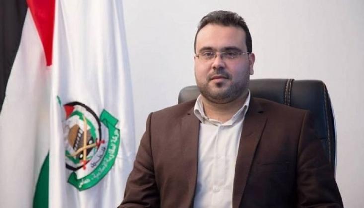 Hamas'tan Siyonist İsrail'in Gazze Saldırısına Tepki