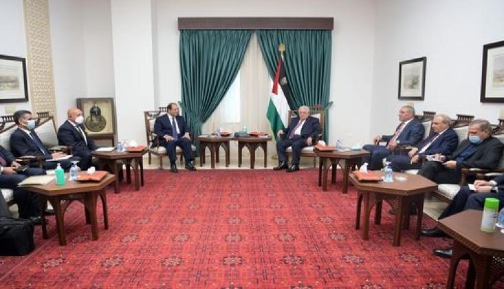 Mısır İstihbarat Başkanı Ramallah'ta