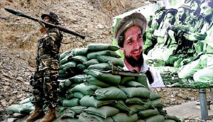 Ahmed Mesud, Taliban'ı Yalanladı; 'Pençşir Düşmedi'