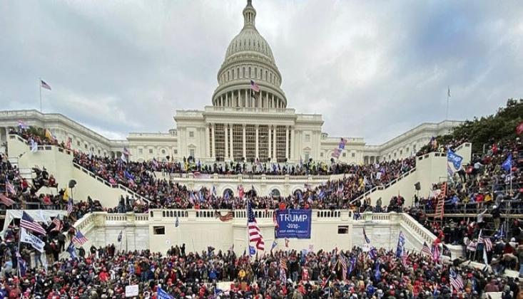 ABD'de Kongre Baskını Soruşturulacak