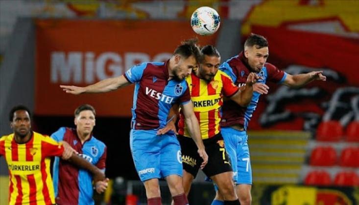 Trabzonspor Kaldığı Yerden Devam!