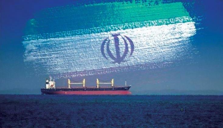 İran'ın Yardım Gemisi Venezuela'da