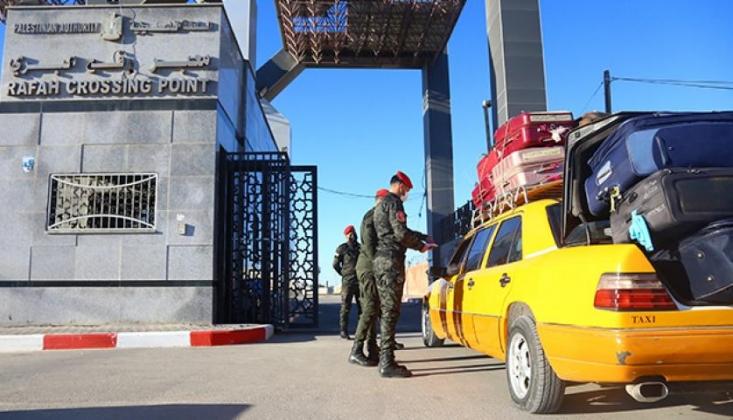 Refah Sınır Kapısı Yeniden Açılıyor