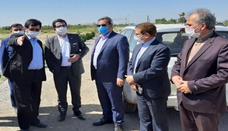 İran Dışişleri Bakanlığı Sözcüsü Azerbaycan Sınırında