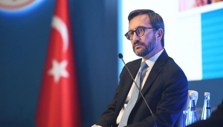 Altun'dan ABD Dışişleri'nin Türkiye-Libya Anlaşması Açıklamasına Yanıt