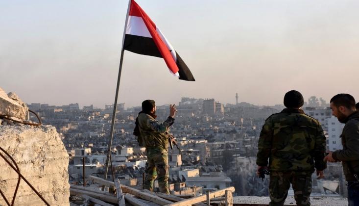 Suriye: BM Başından Beri Dürüst Değildi