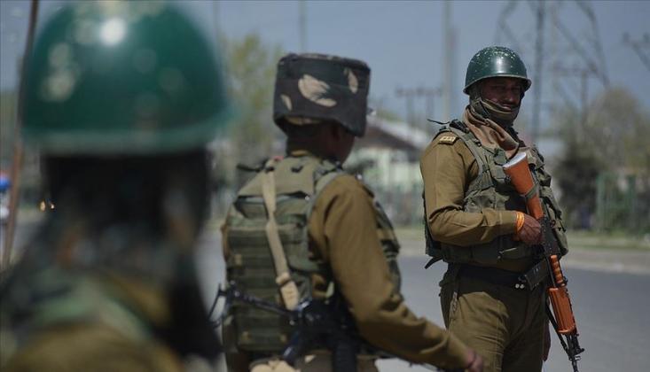 Keşmir'de İslami Ülkelerin Yayınları Durduruldu