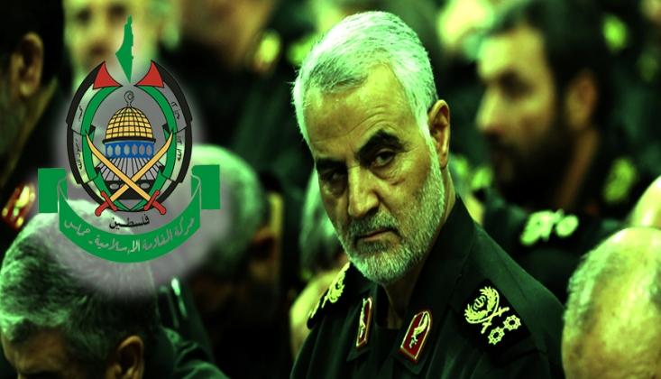 Hamas: Şehit Süleymani'ye Her Zaman Minnettarız