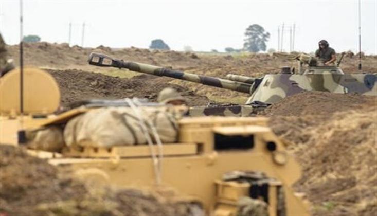 Azerbaycan Ermenistan Sınırında Çatışma
