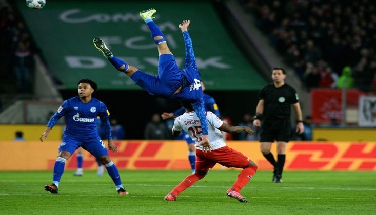 Ozan Kabak, Köln-Schalke 04 Maçında Sakatlandı