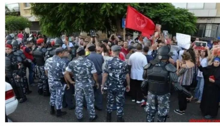 Lübnan'da Tehlikeli Bir Güvenlik Senaryosu