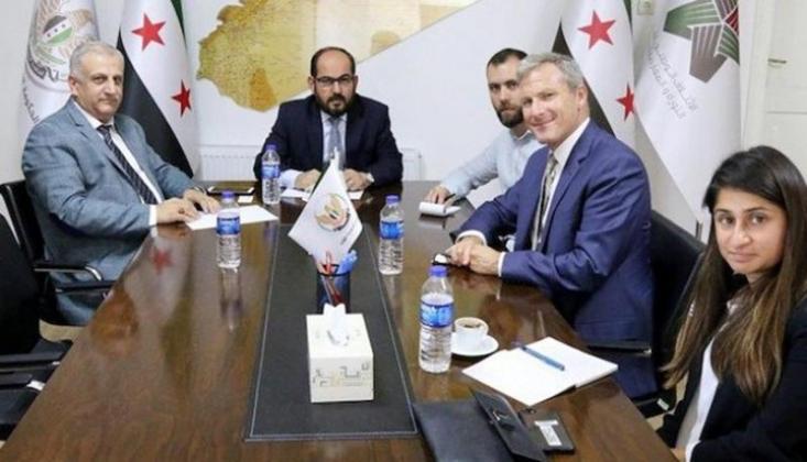 ABD'den Suriye İçin Yeni Hamle! Bu Kez Antep'e Gittiler