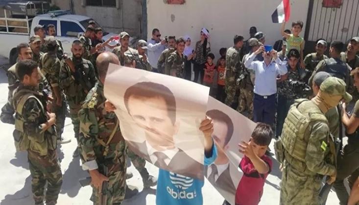 Binden Fazla Silahlı Kişi Silahlarını Suriye Ordusuna Teslim Etti