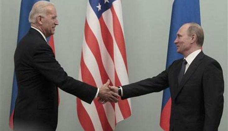 ABD Başkanı Biden ile Putin Görüştü