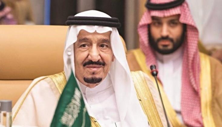 Arabistan'dan Katar'a Bir Adım Daha