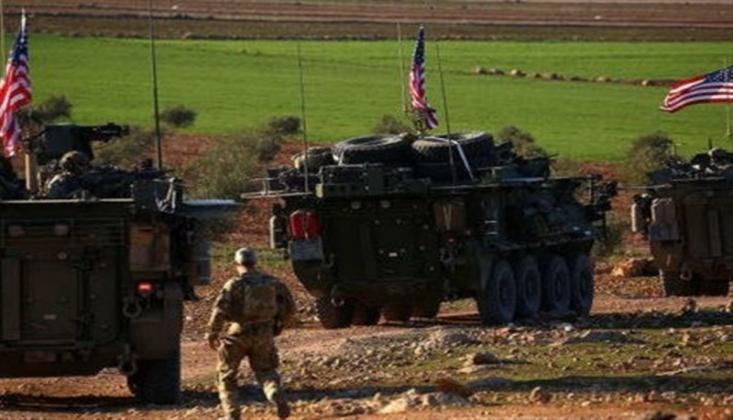 ABD Suriye'nin Petrolünü Yağmalamaya Çalışıyor