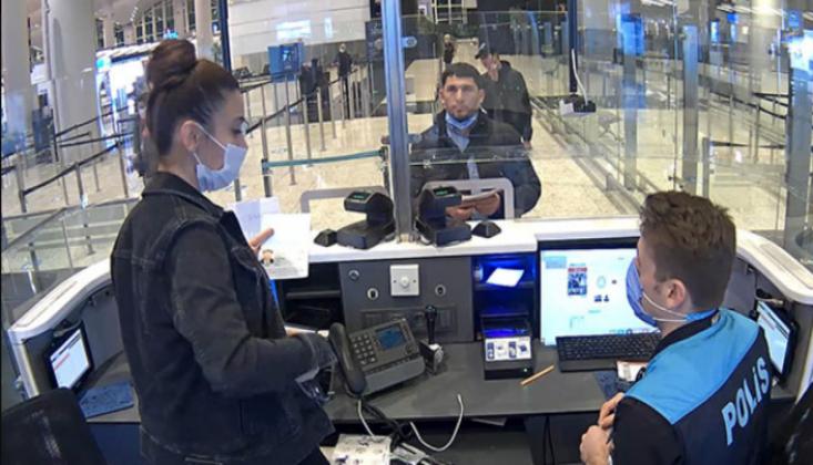Sahte Pasaportla Kaçmaya Çalışan IŞİD Üyesi, Havalimanı'nda Yakalandı