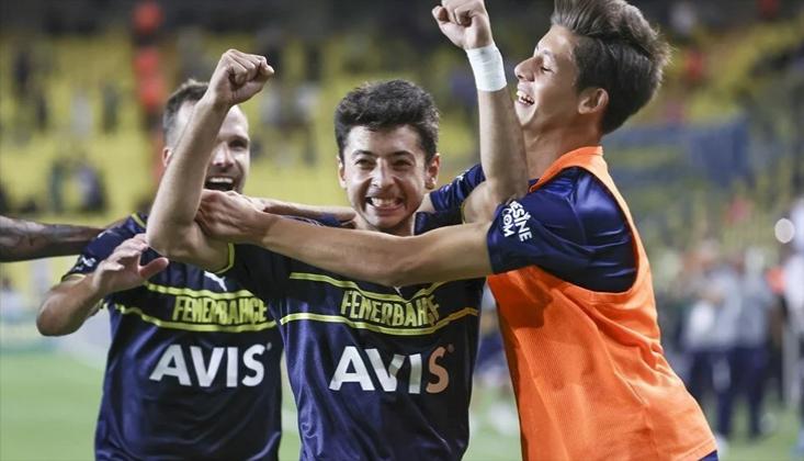 Fenerbahçe Tur Avantajını Kaptı
