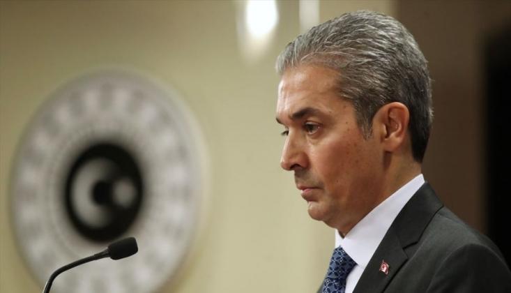 Dışişleri Bakanlığından Libya Açıklaması
