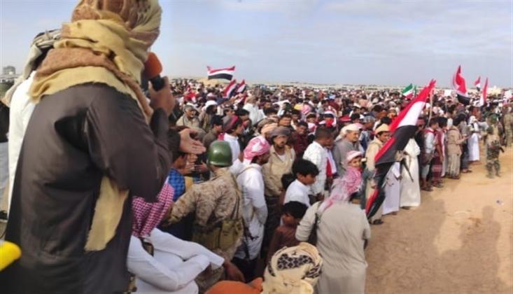 Yemen'de Sömürge Karşıtı Protestolar
