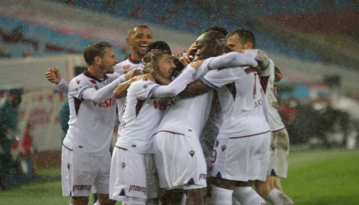 Trabzonspor Abdullah Avcı İle Hasreti Bitirdi