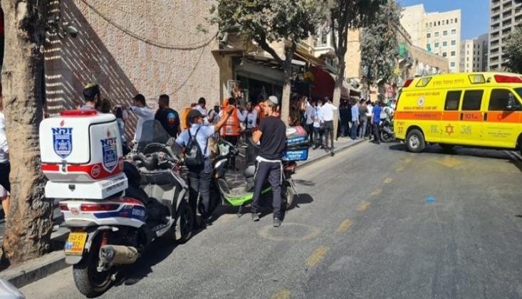İşgal Rejimi Bir Filistinliye Saldırdı