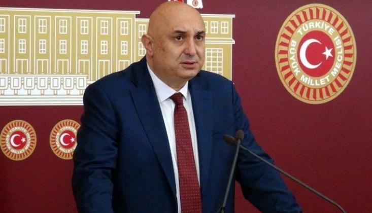 CHP'li Özkoç Hakkında 'Cumhurbaşkanına Hakaret'ten Soruşturma