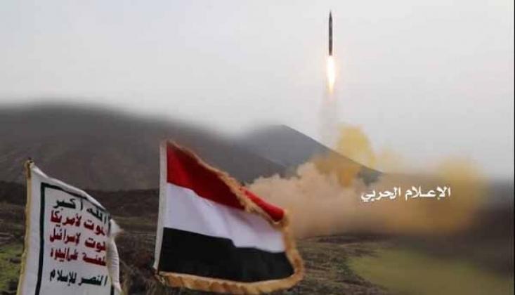 Yemen Güçlerinden Suudi Mevzilere Saldırı
