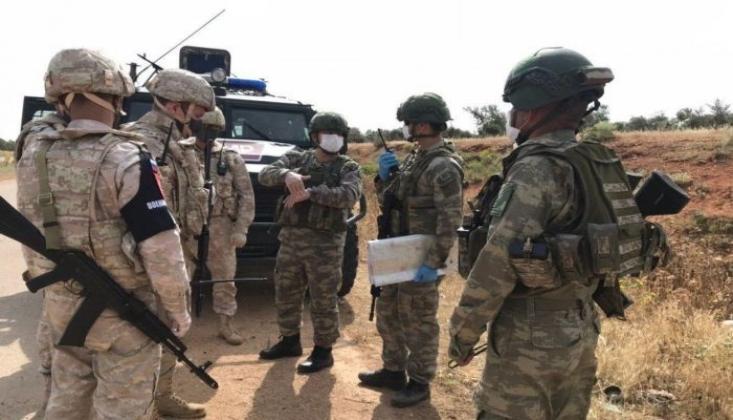 Rus ve Türk Askerlerden Haseke'de Ortak Devriye